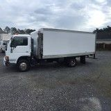 AERO TECH carpet cleaning box truck FOR SALE.  Click for photos, price & details.