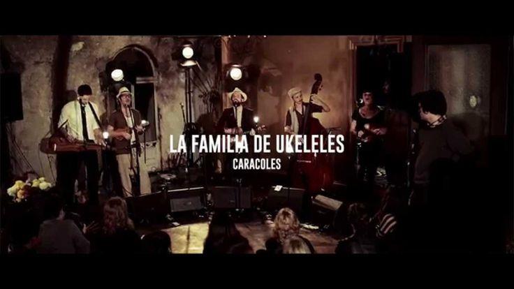 Caracoles - La Familia de Ukeleles -  Nextel Sessions