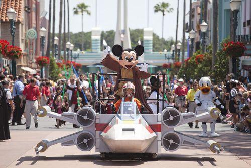 Star Wars Weekends! At Disney's Hollywood Studios.