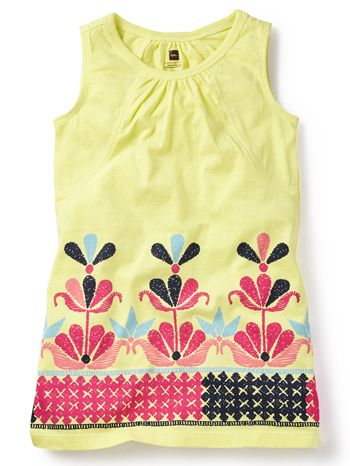 Tea Collection Chenab Chata Dress available at www.tinysoles.com! #TinySoles