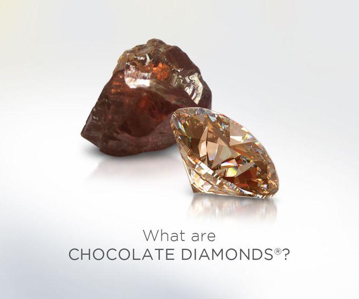 205 Best Chocolate Diamonds 174 Images On Pinterest