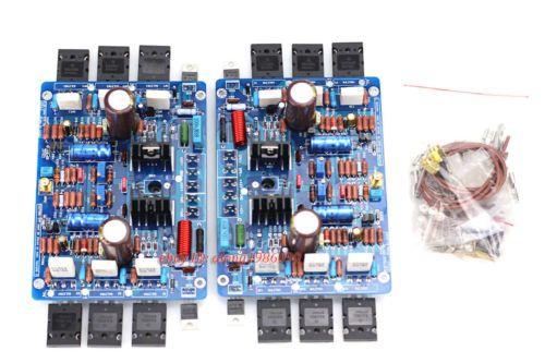 Assembeld 2 Ch KSA50 Pure Class A Power amp board base on KRELL KSA50 50W 50W | Amplifiers & Pre-Amps | Home Audio & HiFi Separates - Zeppy.io