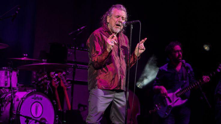 Robert Plant and the Sensational Space Shifters, Colston Hall, Nov 2017
