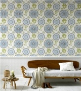 Lacework    Wallpaper 52cm x 10m per roll    Paste the wall.  Please make sure you follow manufactures instructions when hanging wallpaper