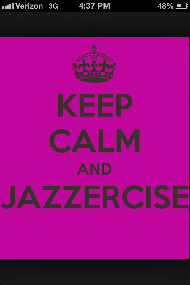 I love Jazzercise - it's a ton of fun and gets you in the mood to dance while you get in fabulous shape!! It's helped me lose 50 pounds!!