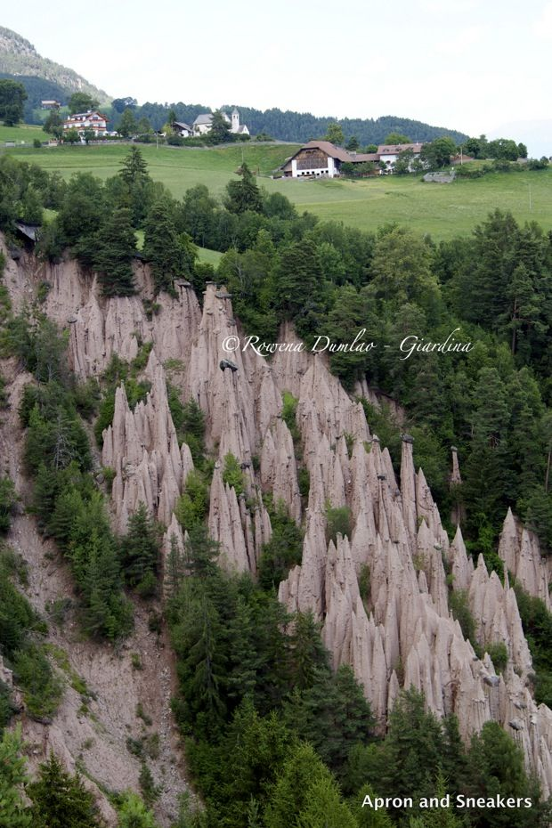 Apron and Sneakers - Cooking & Traveling in Italy and Beyond: The High Plateau of Renon / Ritten in South Tyrol