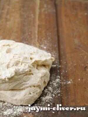 Тесто для пиццы Джейми Оливер