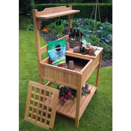 96 Best Images About Potting Bench On Pinterest Gardens Potting Bench Plans And Old Stove