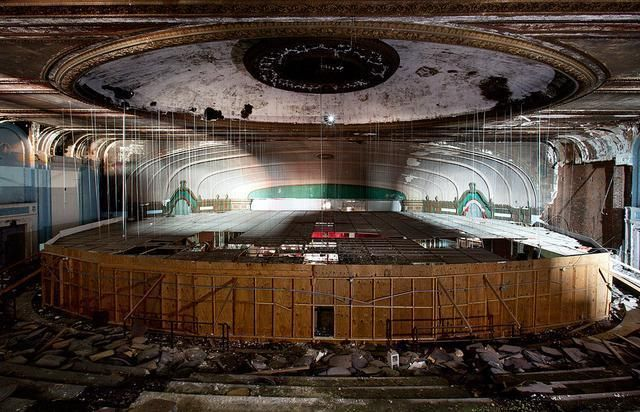 Il Lawndale Theater a Chicago