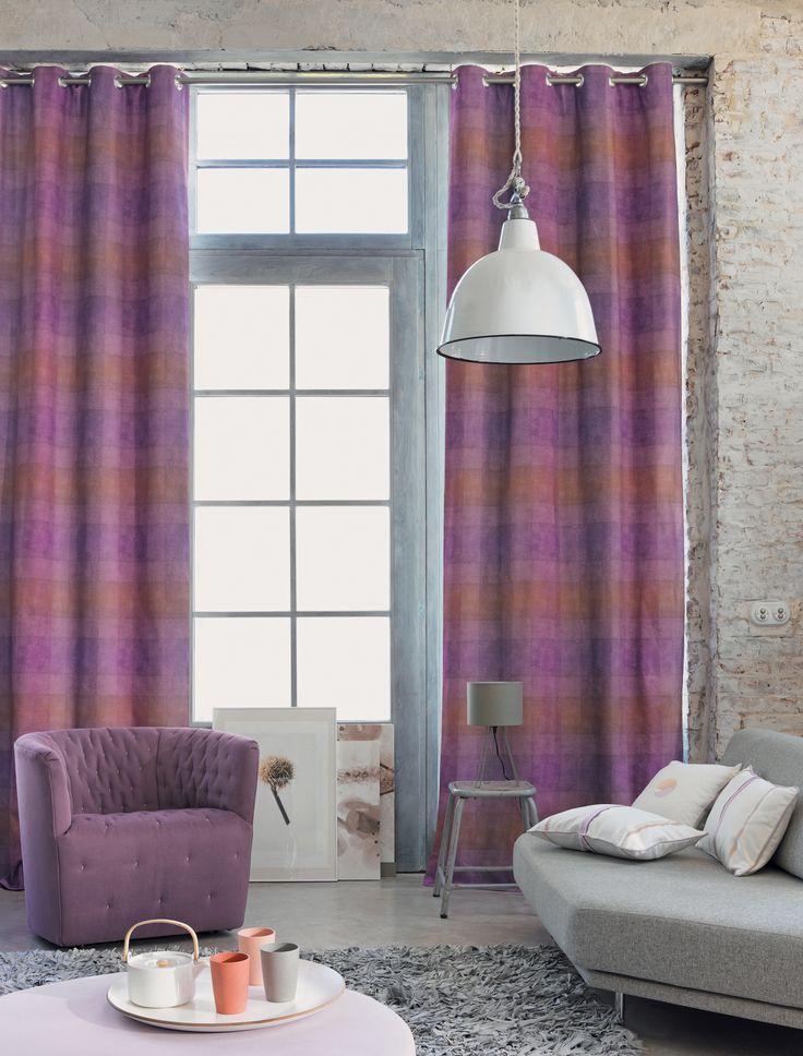 Atelier Collection by Casadeco. #casadeco #wallpaper #fabric #atelier #interiordesign