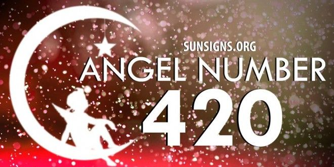 Angel Number 420 Meaning