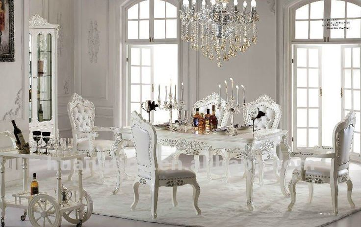 Antique White Dining Room Fair Design 2018