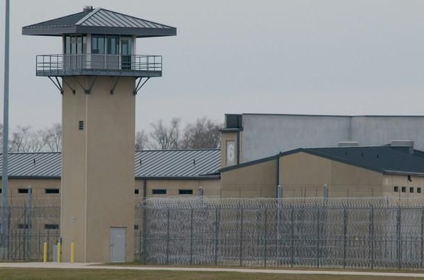 Thompson Correctional Center Guard Tower