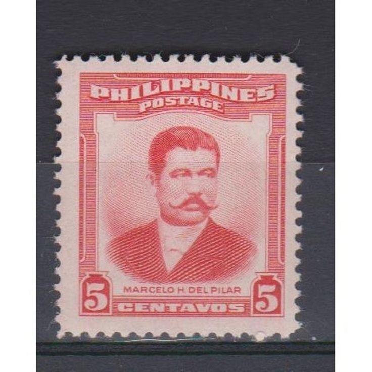PHILIPPINES MNH Scott #592 Del Pilar single stamp