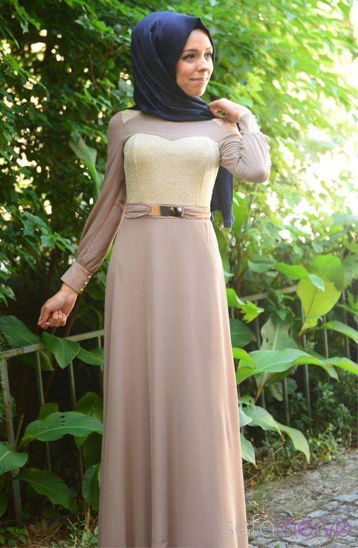 Tesettür Elbise Vizon #sefamerve #tesettur #tesetturgiyim #elbise#yenisezon #Hijab #newseason