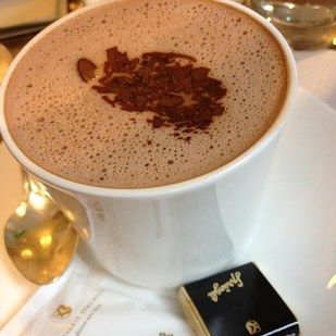 Confiserie Sprüngli (Zurich, Switzerland)   27 Of The Greatest Places In The World To Get Hot Chocolate
