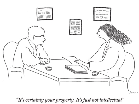 """Intellectual"" property"