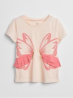 2b8dcd32f Toddler Girls' Tops: pleated tops, turtleneck tops, ruffle tops at babyGap
