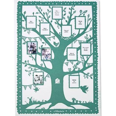 summerbelle family tree