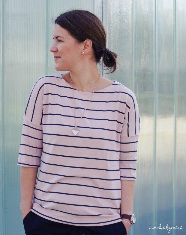 25 best Ringel und Streifen | Nähen images on Pinterest | Skirts ...