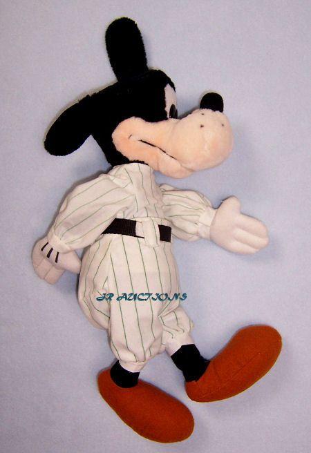 Disneyland Goofy Stuffed Plush Dog Walt Disney Animal Doll Toy Funny Huggable