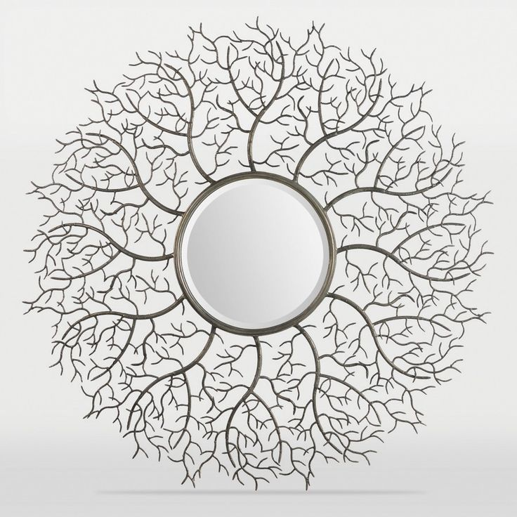 Synthesis Wall Mirror MT1422 by Ren-Wil - Opulentitems.com