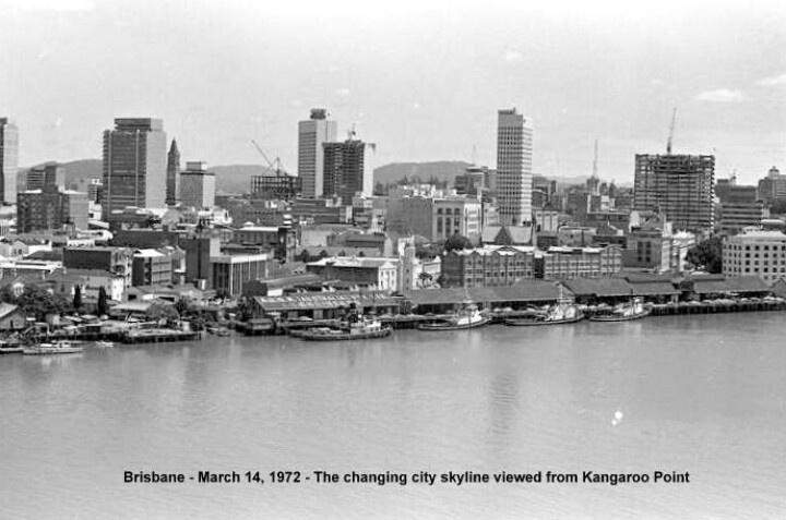 Old Brisbane