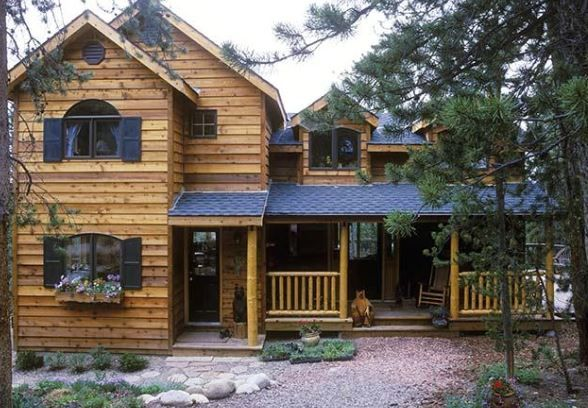 1000 images about wood siding ideas on pinterest wood for Wood house siding options