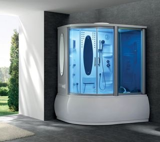 Steam Shower VS Traditional Shower/Bathtub