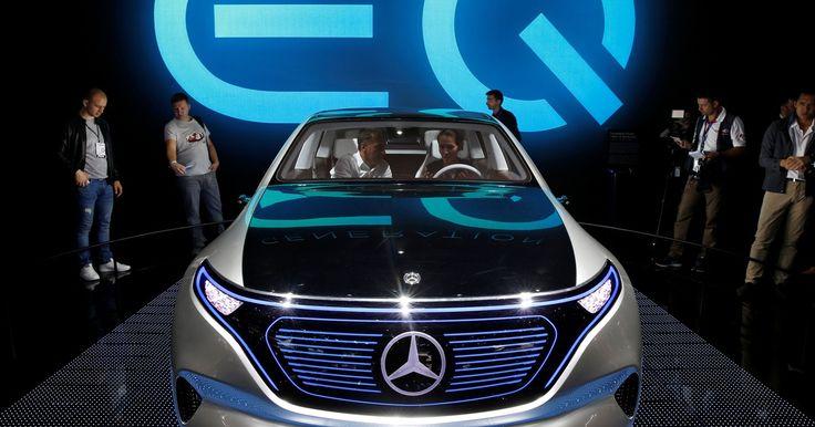 Mercedes-Benz e Smart farão mais de 10 carros elétricos até 2025