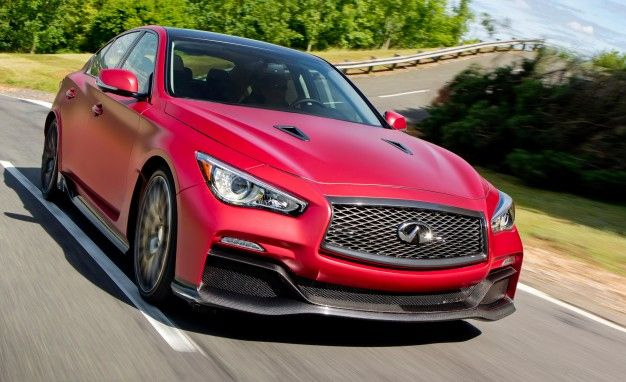 Not Quite Lazarus, Not Quite Not Lazarus: Infiniti Q50 Eau Rouge Not Necessarily Dead