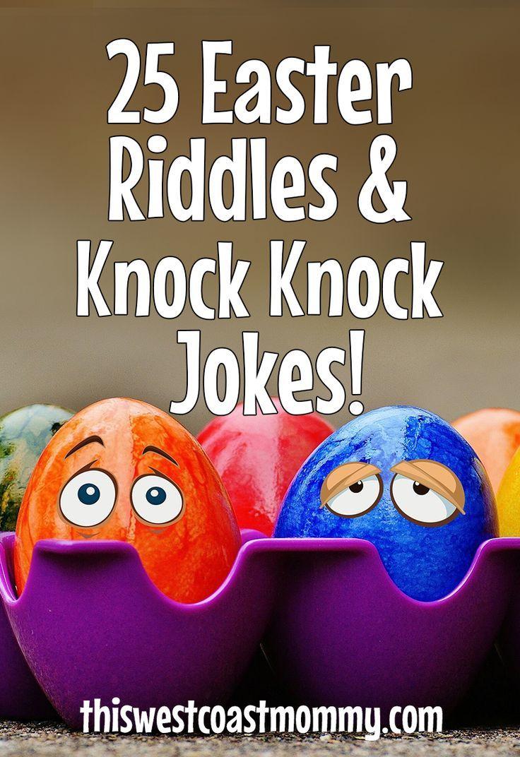 Egg Jokes: The 25+ Best Easter Riddles Ideas On Pinterest