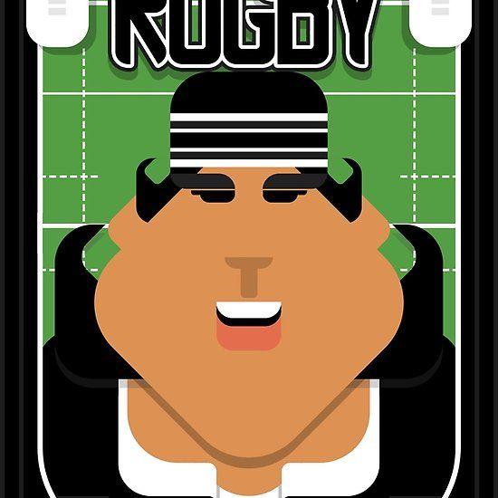 Rugby Black - Maul Propknockon - Indie version