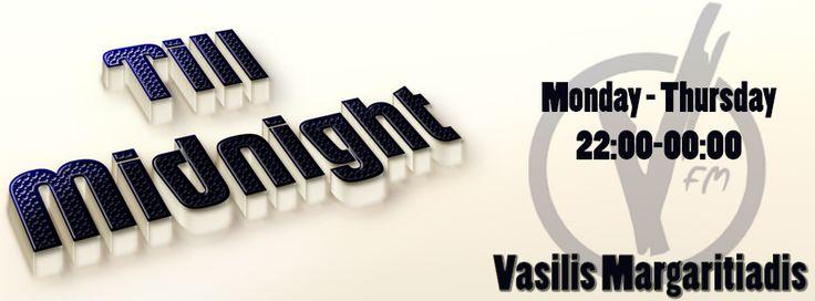 #TillMidnight #RadioShow #Thessaloniki #VFM911 #Music #Hits #Top40  www.911.gr