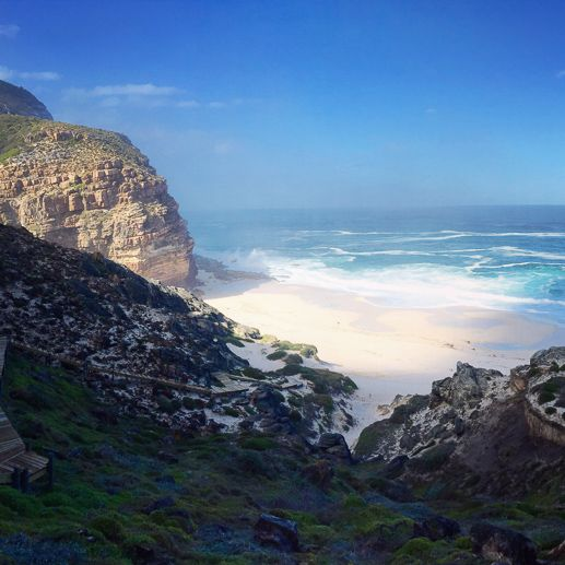 Dias Beach, Cape of Good Hope, South Africa- Africa From Above - The Trusted Traveller