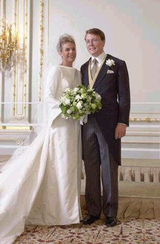 princesse Laurentien et prince constantijn