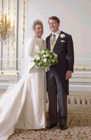 Prncess Laurentien et Prince Constantijn of the Netherlands