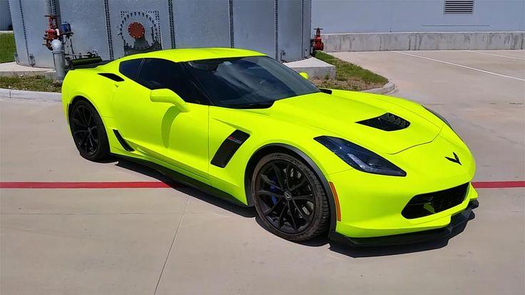 Highlighter Corvette Z06