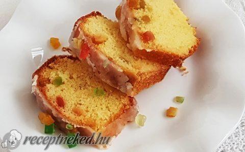 Narancsos kuglóf ~~ receptneked.hu