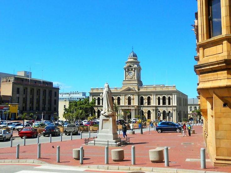 Port Elizabeth City Hall - Heritage Portal - September 2014