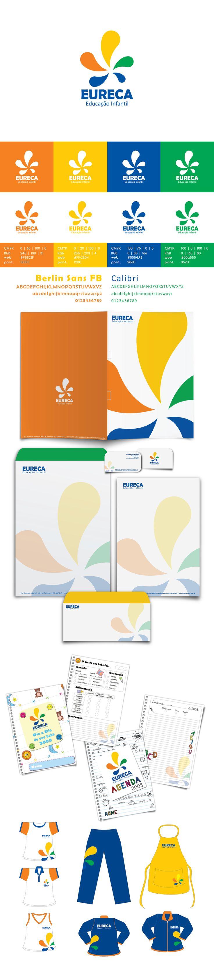 logo + papelaria + agenda + uniforme || Projeto de Conclusão de Curso • UNOPAR || 2008 • Londrina/PR