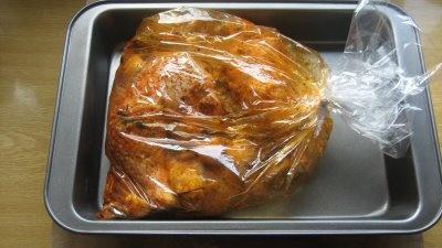 Šťavnaté kura v sáčku ~ iGURMAN.com