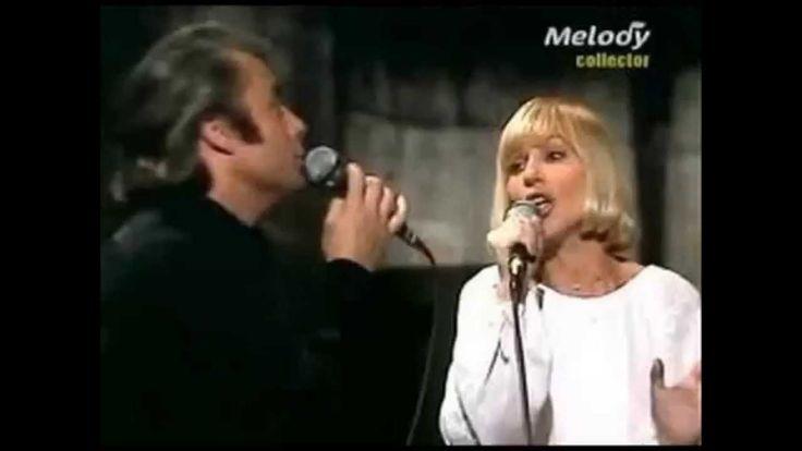 Tu T'en Vas - Alain Barriere, Noelle Cordier