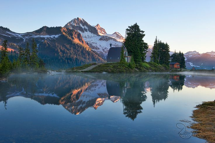 Elfin Lakes, Squamish, BC