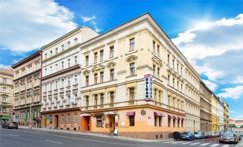 hotel Balkán*** v Praze