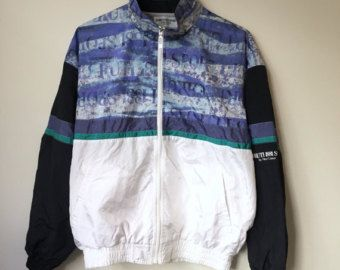 Vintage de los años 90 Nike Sportswear chaqueta por StreetDeco