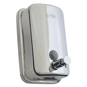 Дозатор для жидкого мыла 0,8 л. g-teq 8608 металл