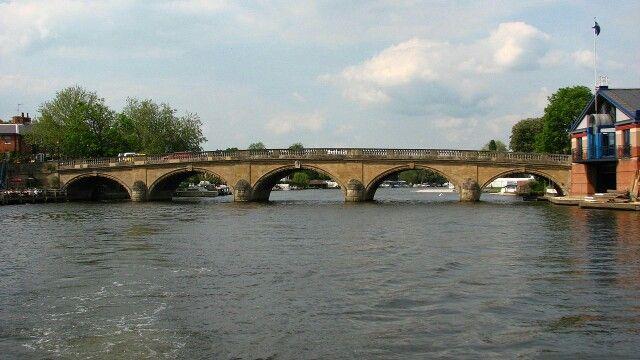 5 arches in our bridge