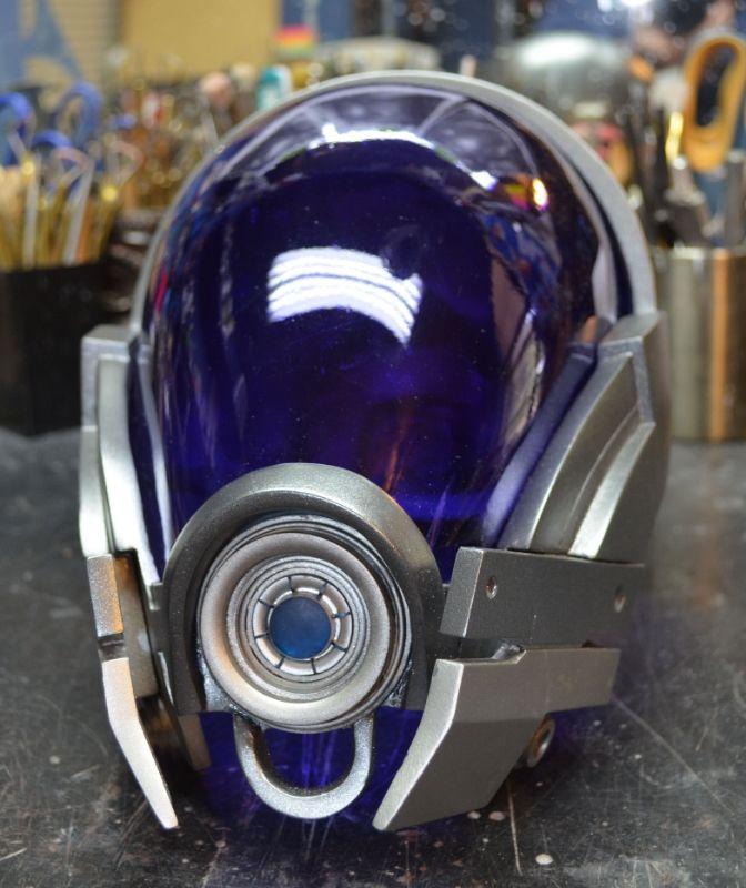 Mass Effect - Tali Helmet