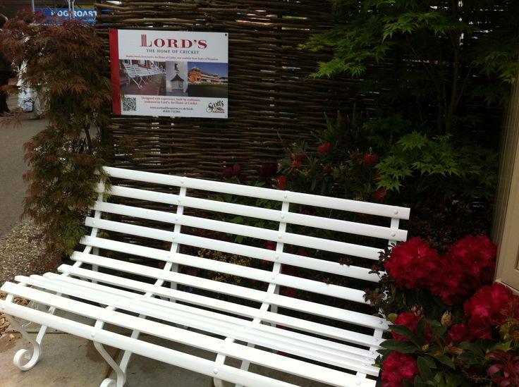 Accoya® Wood selected for Lord's replica bench. #accoya #wood